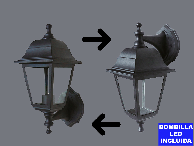 Farol Pared Led IP44