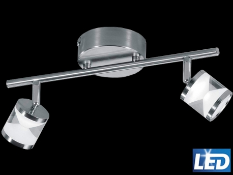 Foco LED cassini 2 luces